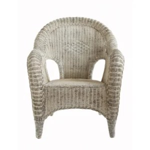 Outdoor Wicker Barrel Chair   Wayfair Georg Rattan Barrel Chair