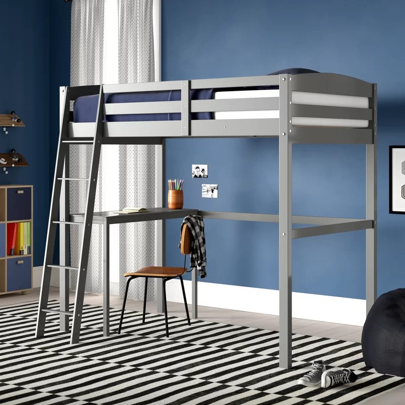 Loft Bed Twin With Desk Prime