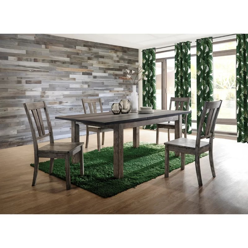 Drop Leaf Kitchen Table With Storage