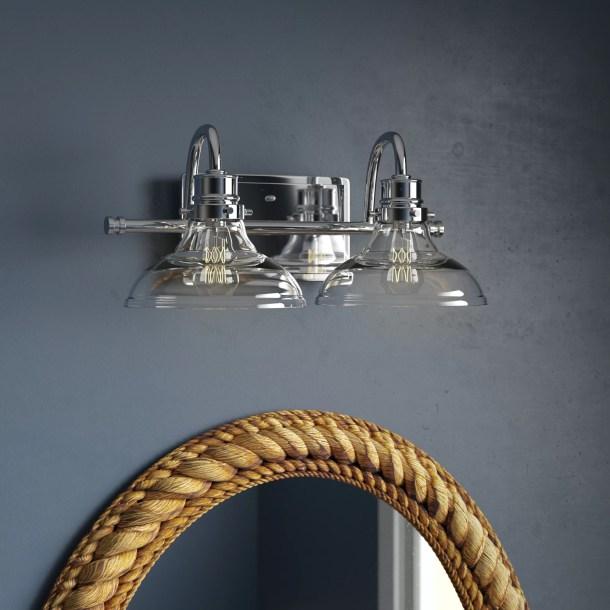 Sienna 2-Light Vanity Light