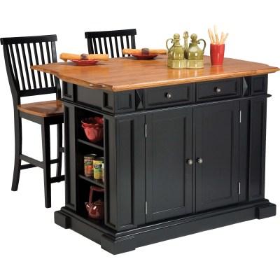 Darby Home Co Mattice 3 Piece Kitchen Island Set & Reviews ...