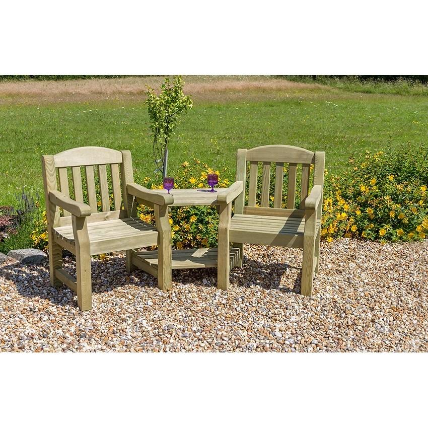 Zest Emily Garden Bench