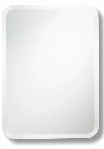 Mirror With Rounded Corners | Wayfair