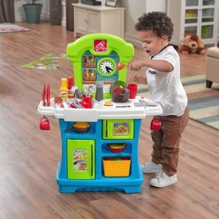 Play Kitchen Sets   Accessories You ll Love   Wayfair Little Cooks Kitchen
