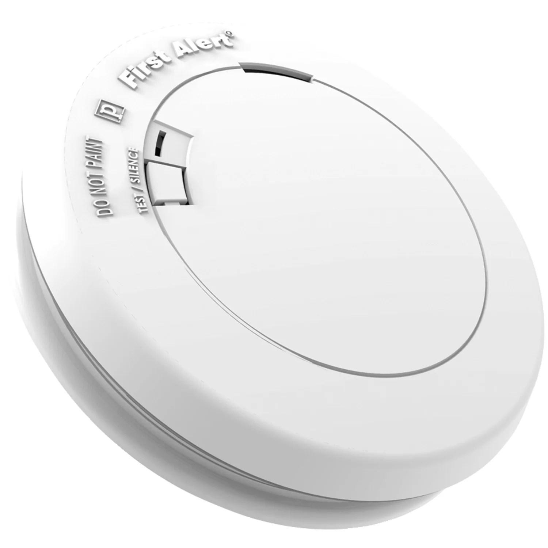 First alert sealed battery photoelectric smoke alarm reviews wayfair