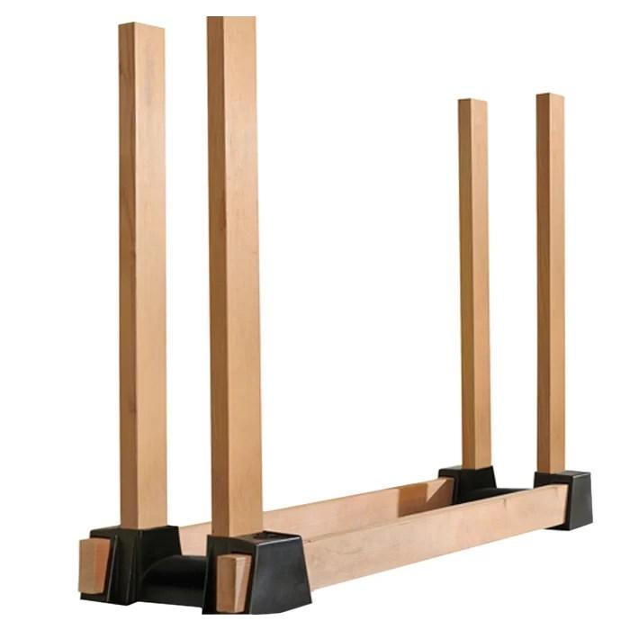 ShelterLogic Lumber Rack Firewood Bracket Kit & Reviews ...