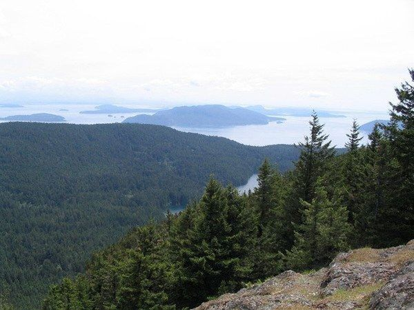 Anacortes Wa Trails Hiking