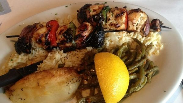 Greek Restaurant 86th Street Indianapolis