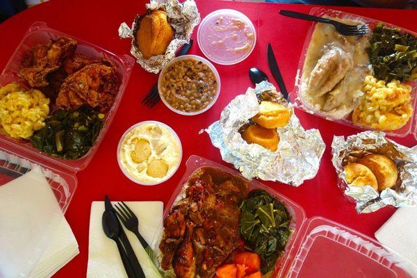Soul Food Restaurants Oakland Ca