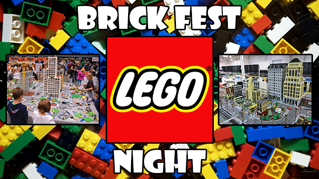 LEGO Fans Invited to Baysox Game   Bowie Baysox News Brick Fest  LEGO     Night  features interactive exhibits and more