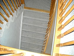 Painting Stairs Diy Faqs And Tips Your Home Only Better   Best Carpet For Stairs Home Depot   Flooring   Carpet Tiles   Hallway Carpet   Textured Carpet   Shaw Floors