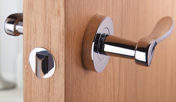 Swing Out Door Security Boot