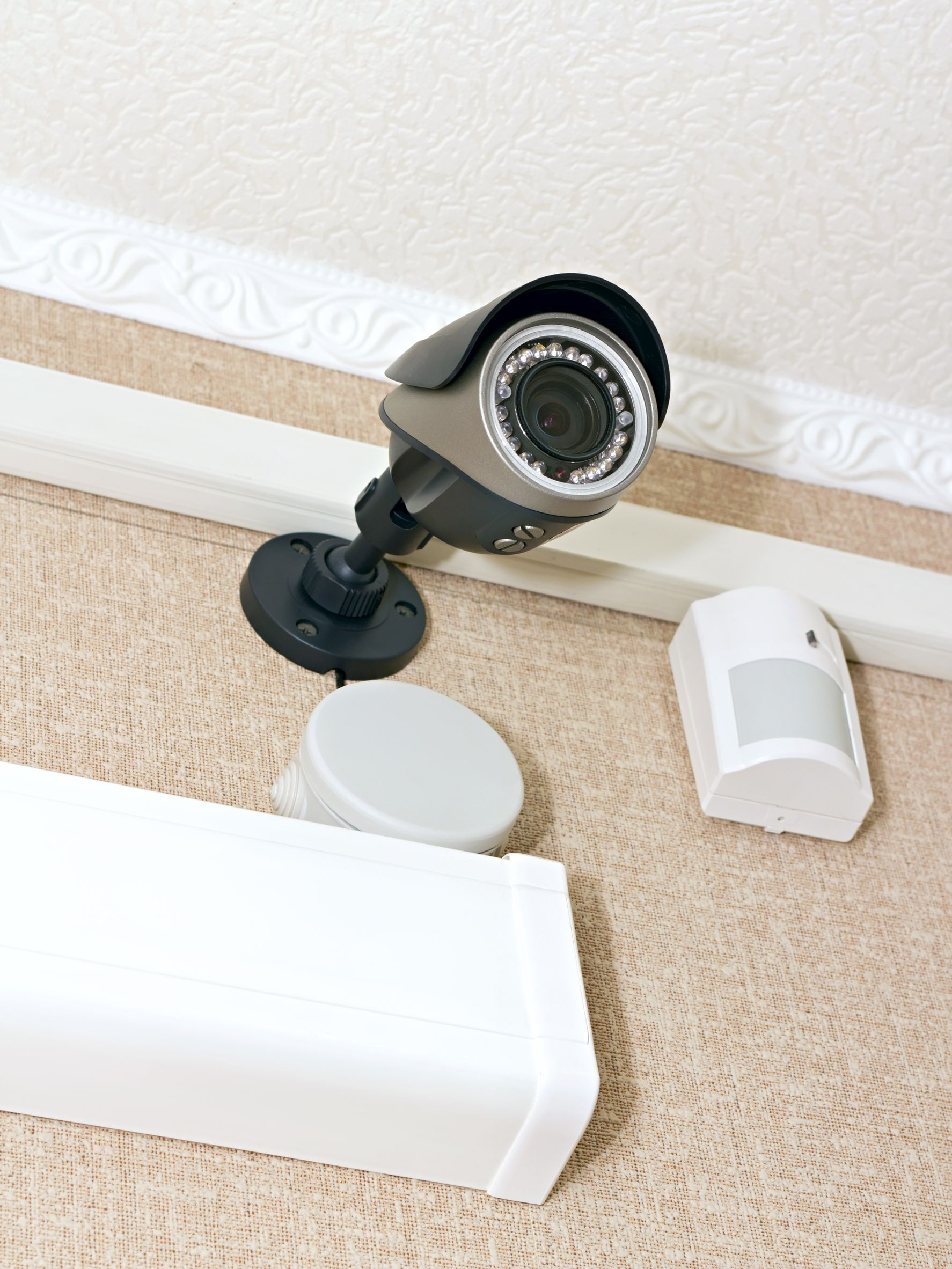 Camera Residential Security Wireless Systems