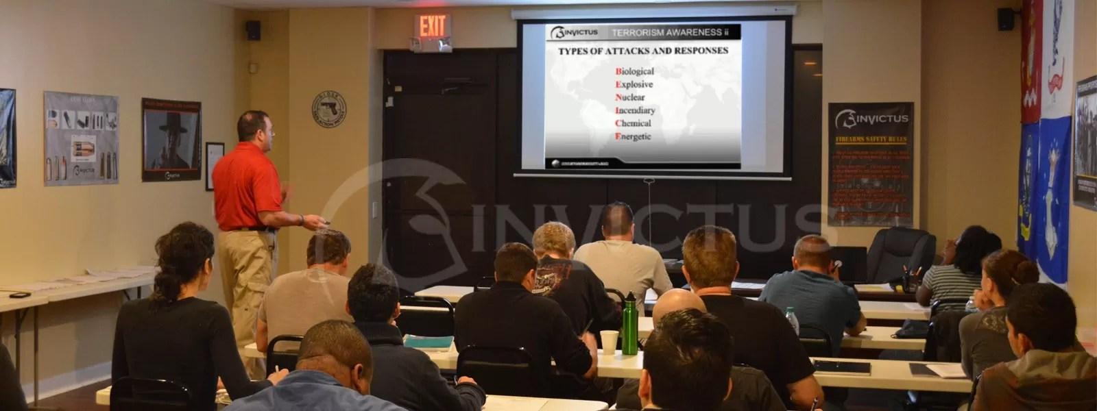 Invictus Security Training