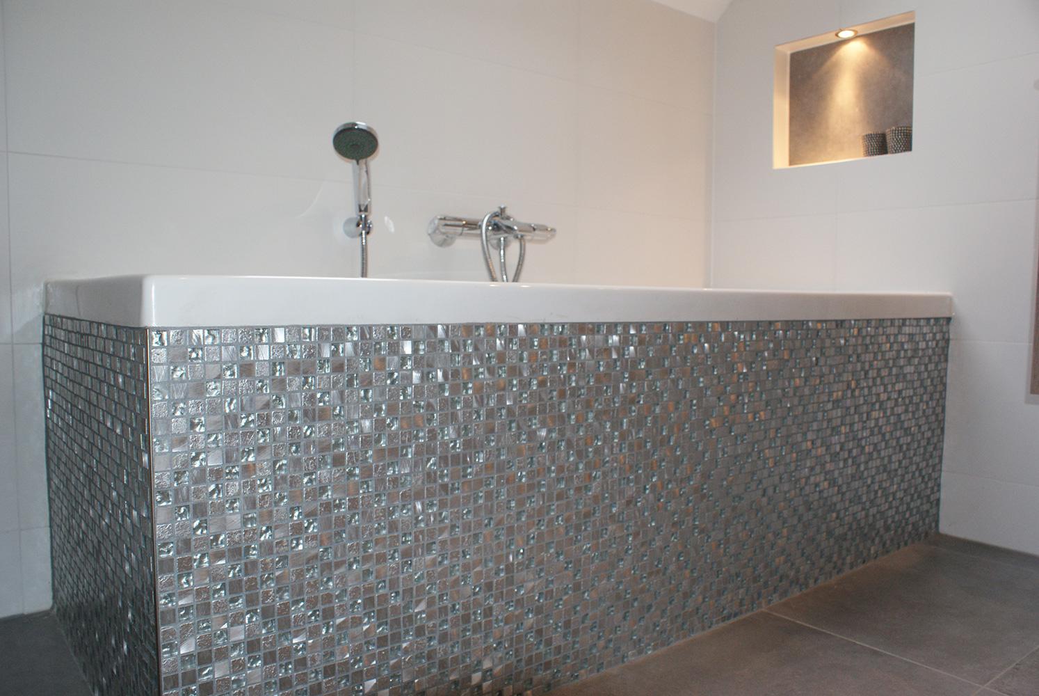 Mooihuis kiezelstenen badkamer schoonmaken mooihuis