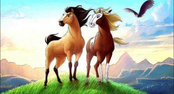 paint spirit stallion of the cimarron # 57