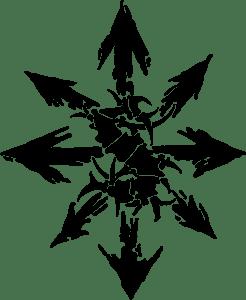Sepultura - Chaos Logo Vector (.EPS) Free Download