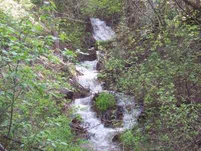Along the way to Grandeur Peak   Scott's Place...Images ...