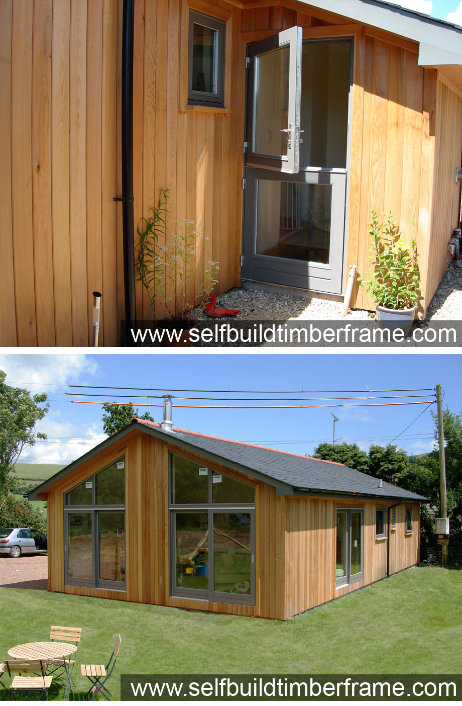 How Build Garden Lodge