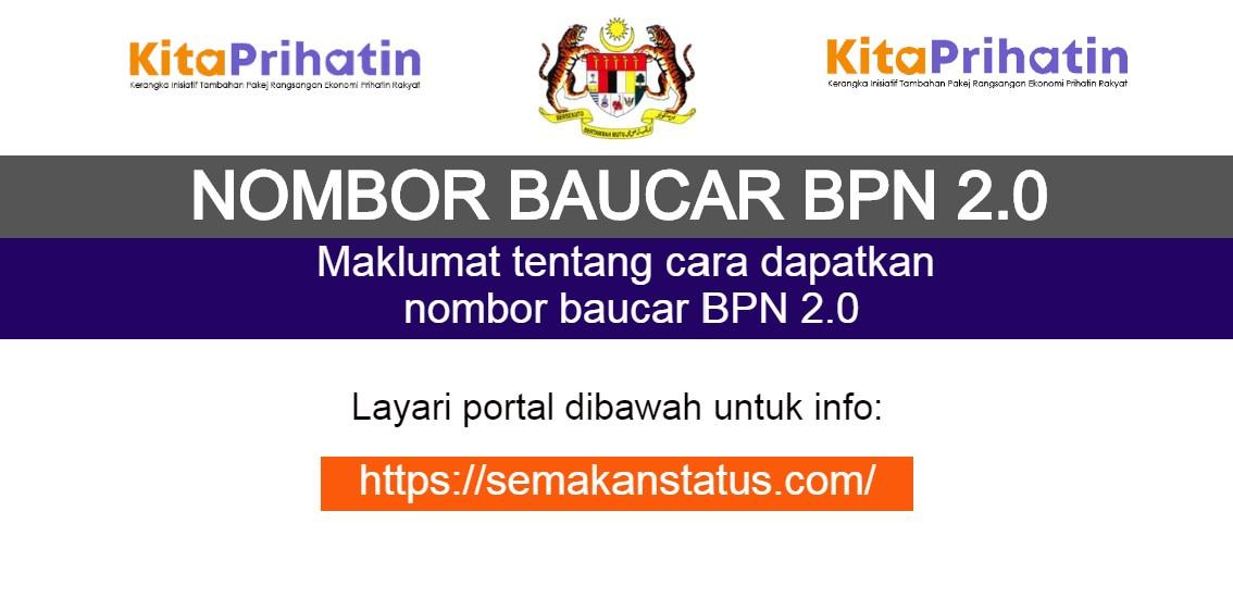 NOMBOR BAUCAR BPN 2.0