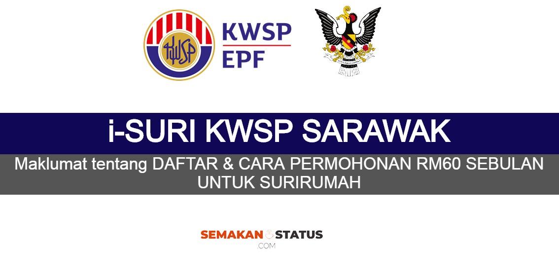 i-SURI KWSP SARAWAK