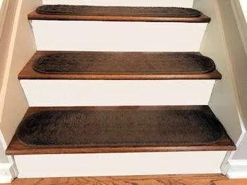 Are Stair Treads Safe What Stair Tread You Need | Wood Look Vinyl Stair Treads | Shaw Floors | Laminate Flooring | Roppe | Tile | Vinyl Flooring