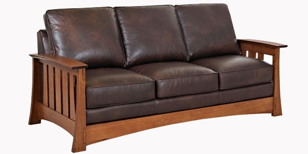 Leather Sleeper Sofa Sale