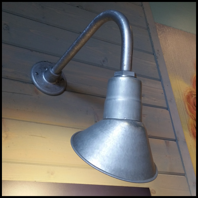 Outdoor Gooseneck Light Fixtures