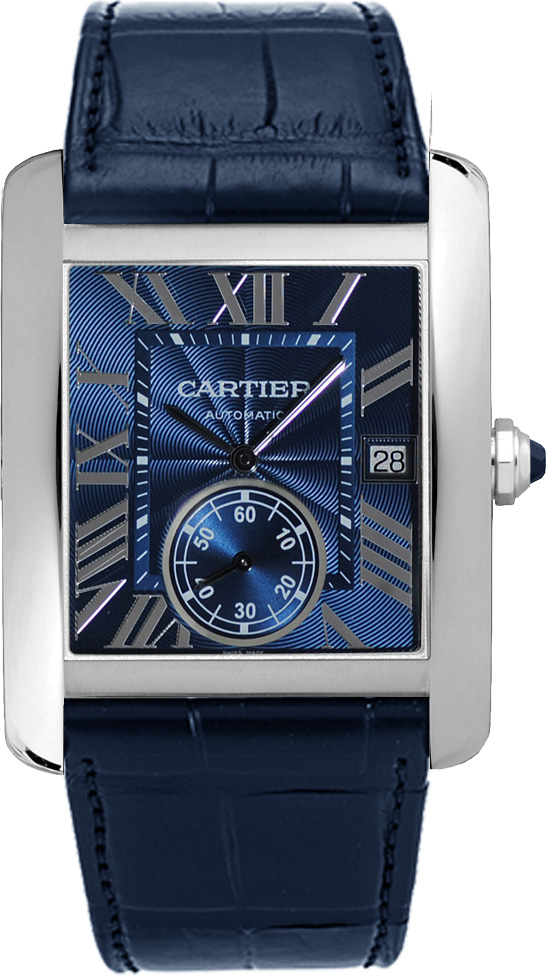 WSTA0010   Cartier Tank MC   AuthenticWatches com Cartier Tank MC WSTA0010   image 0
