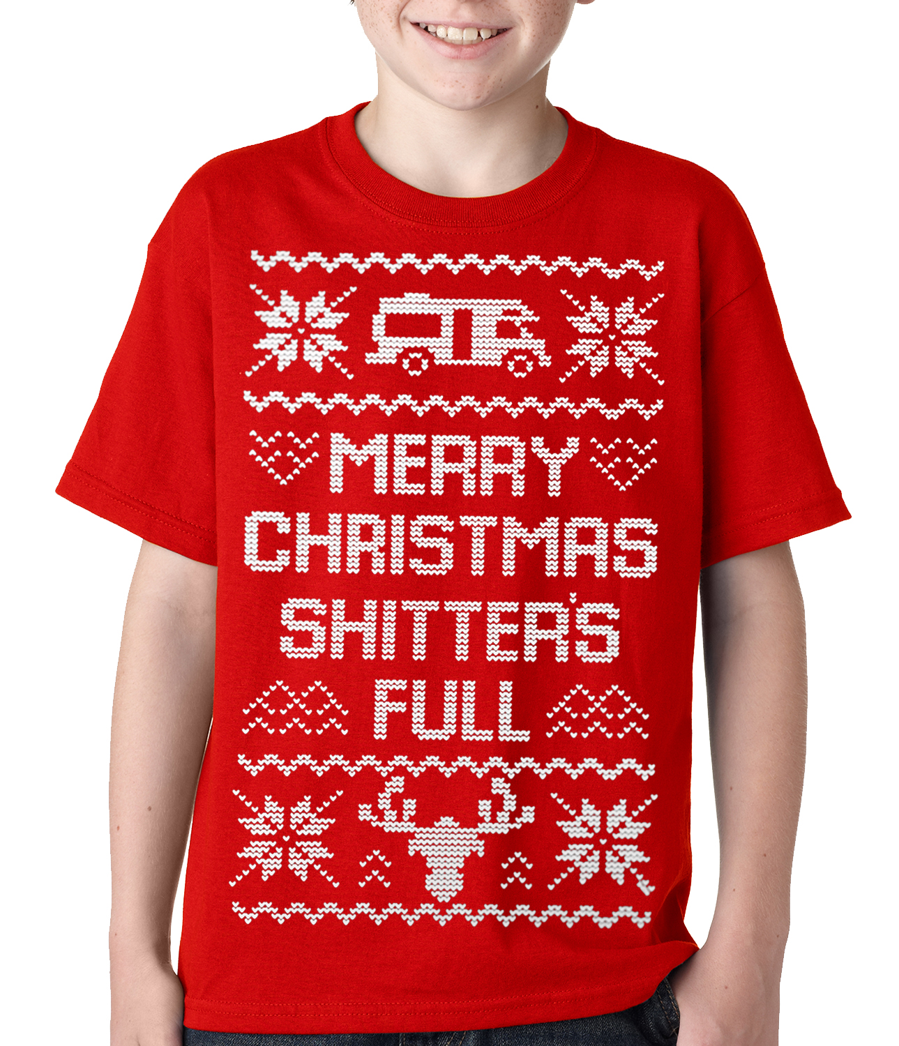 Offensive Christmas Sweaters