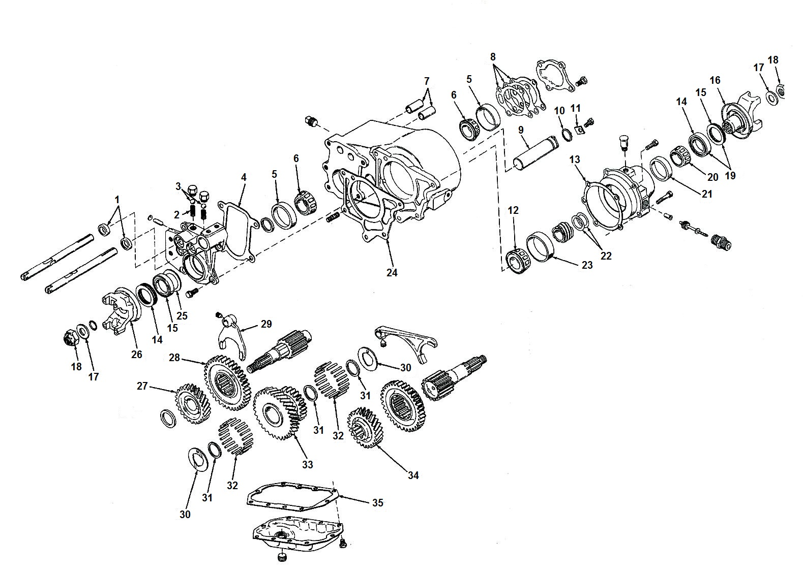 1950 Willys Jeepster Wiring Diagram Overland