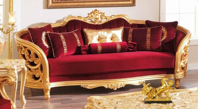 Gold Shop Furniture Design