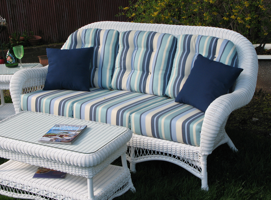 Outdoor Wicker Sofa Manchester