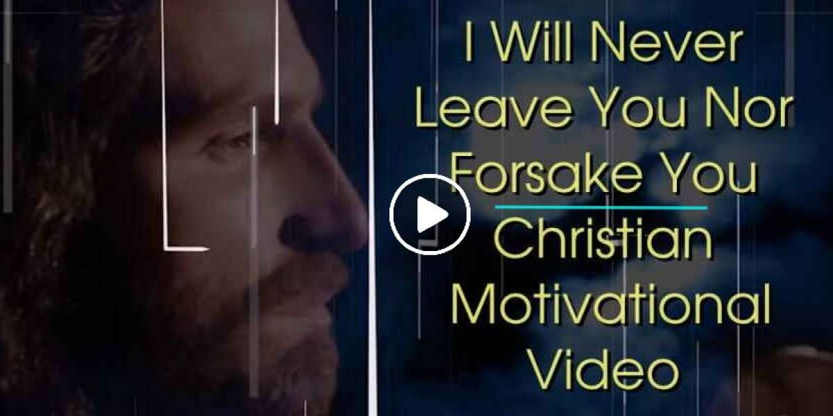 Leave Nor Never Will Forsake You You I