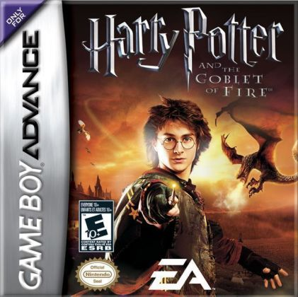 Harry Potter And The Chamber Of Secrets ROM   Gameboy Advance  GBA         Harry Potter And The Goblet Of Fire
