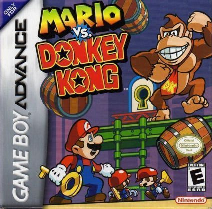 Mario Vs  Donkey Kong ROM   Gameboy Advance  GBA    Emulator Games Mario Vs  Donkey Kong