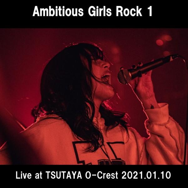 BRATS - Ambitious Girls Rock 1 Live at TSUTAYA O-Crest 2021.01.10