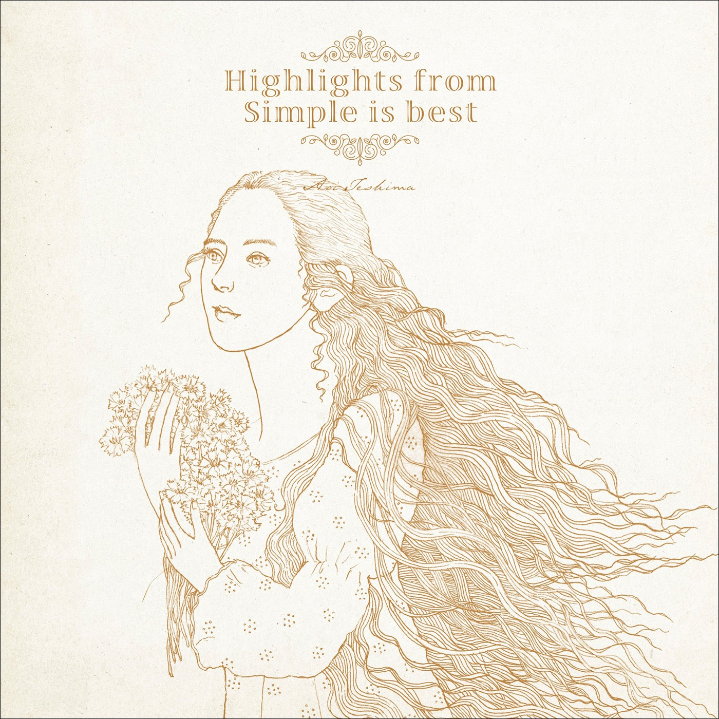 Aoi Teshima - Highlights From Simple Is Best