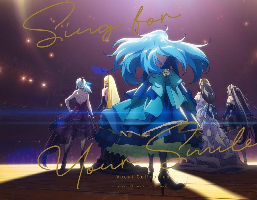 Vivy -Fluorite Eye's Song- Vocal Collection: Sing for Your Smile