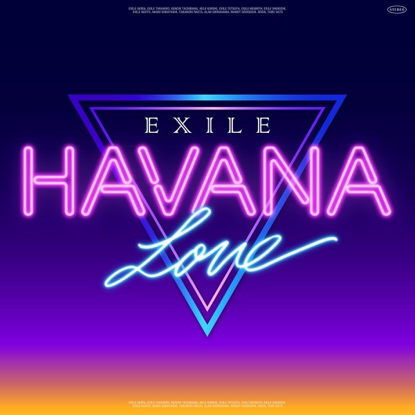 EXILE - HAVANA LOVE