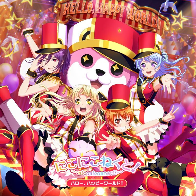 BanG Dream! - Hello, Happy World! 1st Album Nico Niconnect!