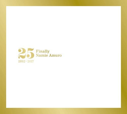 [Album] Namie Amuro - Finally (FLAC)