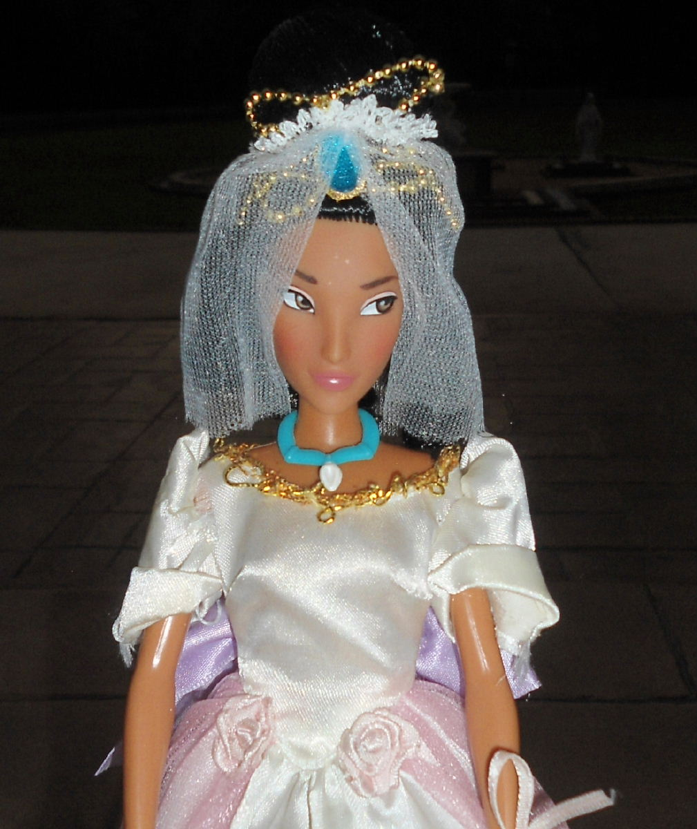 John Amp Pocahontas 11 Quot Wedding Doll Set