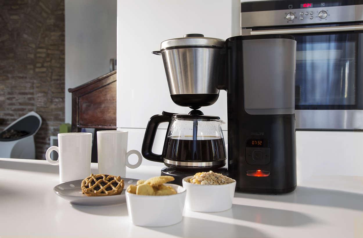 コーヒーマシンの種類