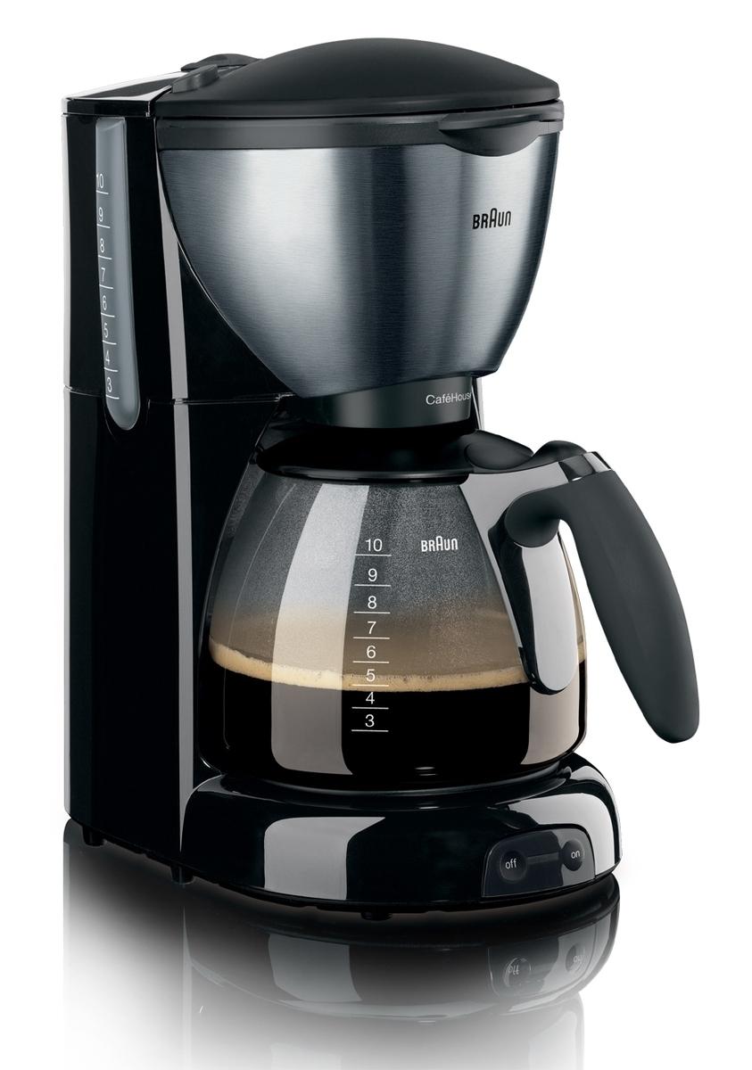 冷熱したコーヒー