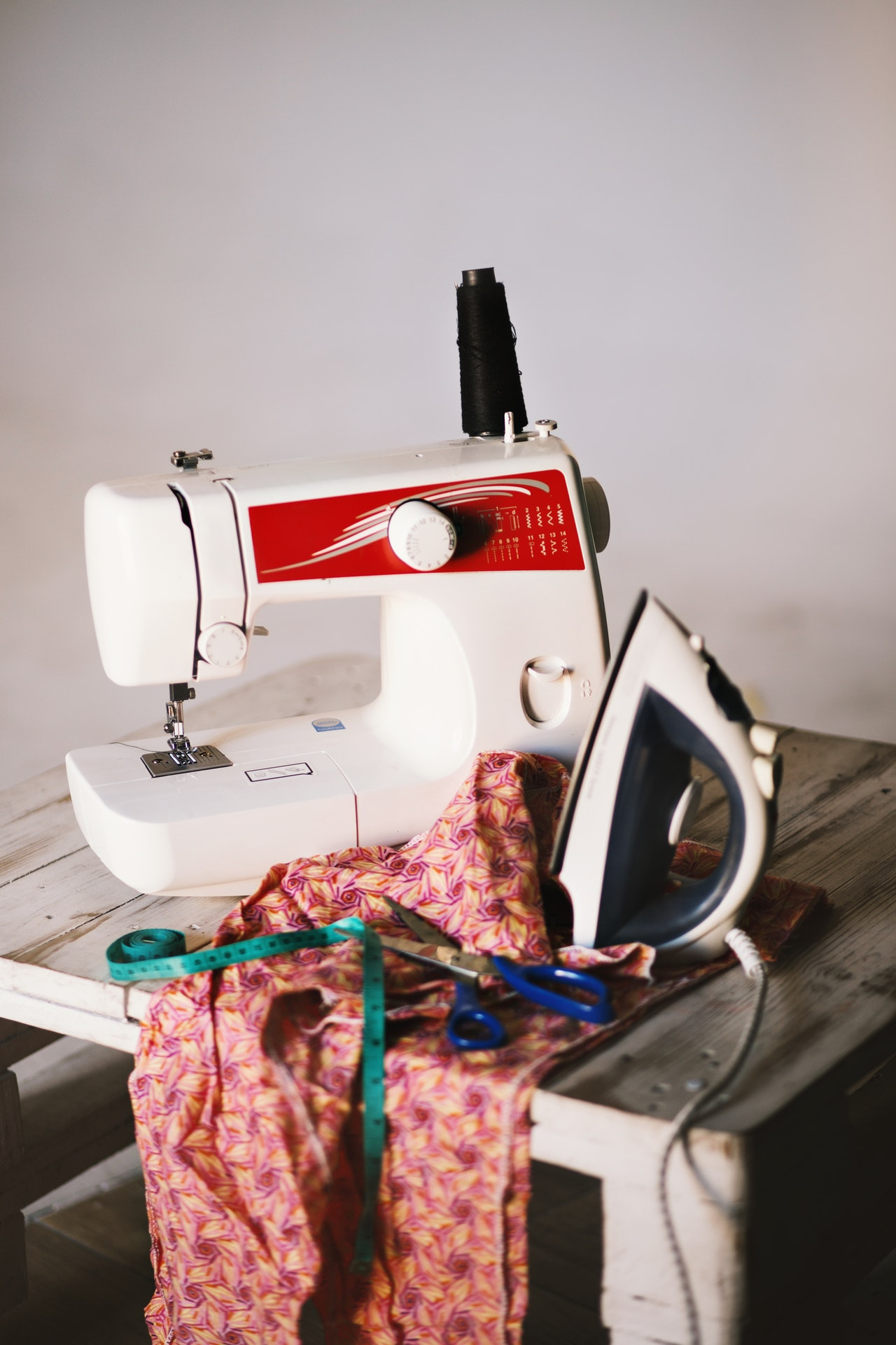 Oil Can Machine Sewing