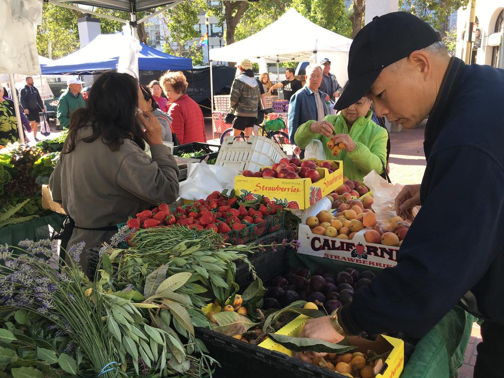 San Fresh Produce Francisco