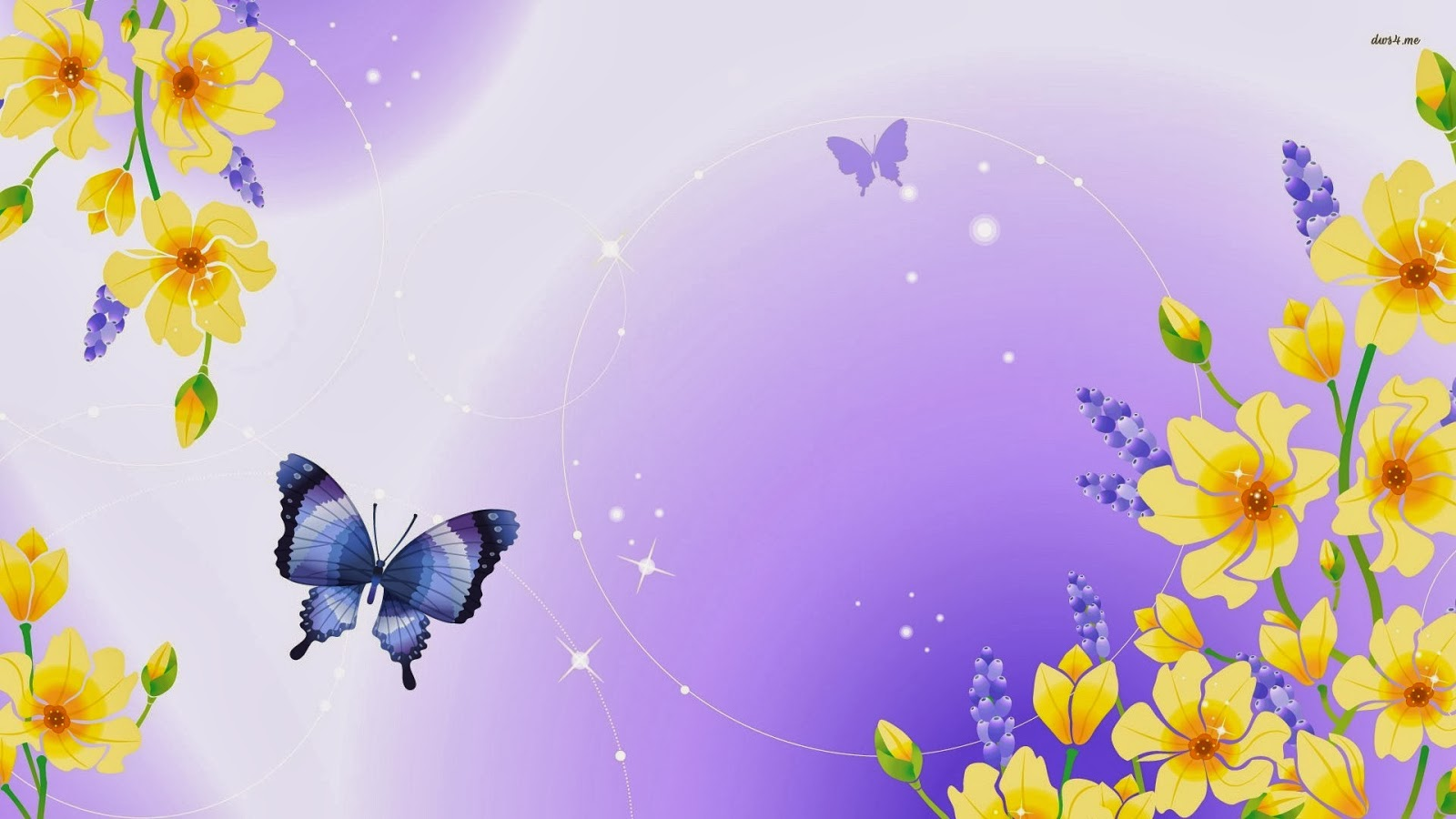 Cute butterfly wallpaper   SF Wallpaper Cute Butterfly Wallpaper