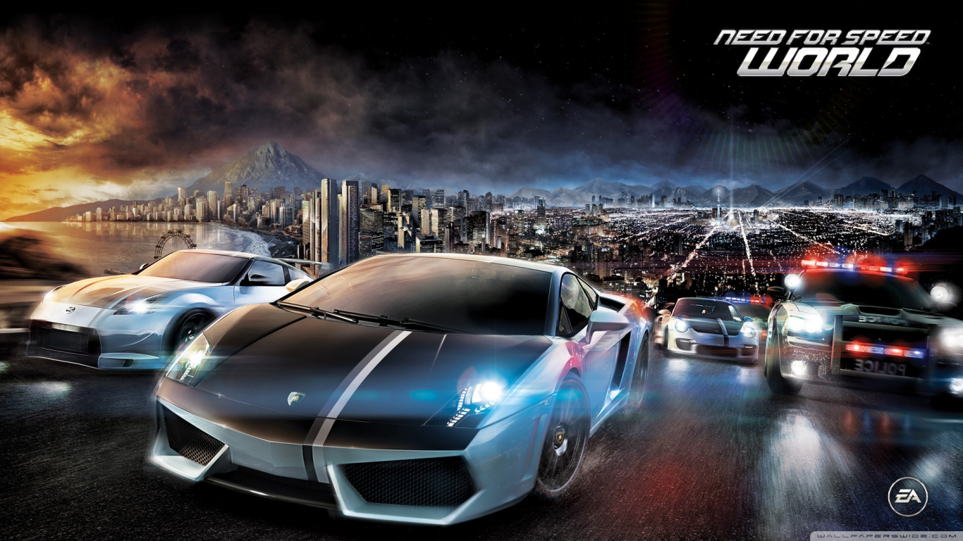 Need for speed wallpaper   SF Wallpaper Need For Speed The Run Game HD Wallpaper