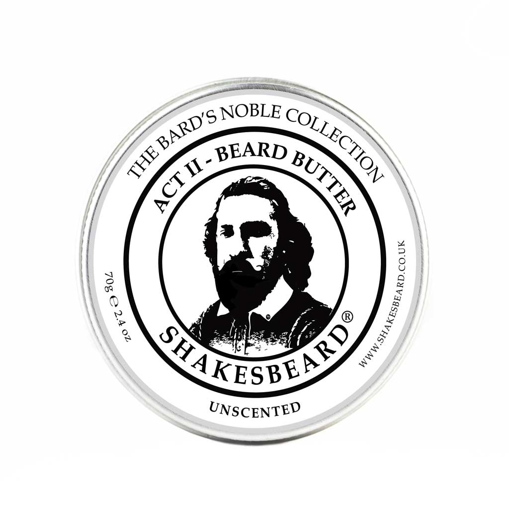 Unscented Beard Butter 70g